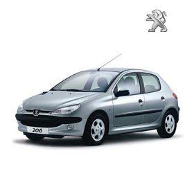 Peugeot 206…..1998-2012